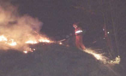 Incendi boschivi, revocato lo stato di massima allerta