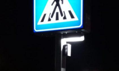 Via del Porto sicura, a Castiglione attivato anche l'attraversamento pedonale a chiamata