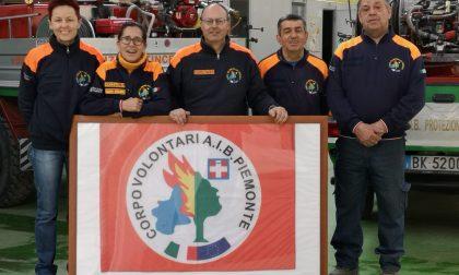 Squadra Aib San Raffaele Cimena, Roberto Scalafiotti  guida il gruppo