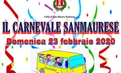 Carnevale sanmaurese, confermato il programma di questo pomeriggio