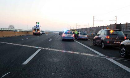 Incidente sull'autostrada A4, travolto e ucciso un ragazzo LE FOTO