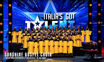 Sushine Gospel Choir conquista il Golden Buzzer a Italia's Got Talent – IL VIDEO