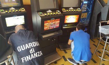 Operazione Cristallo, sequestrate oltre mille slot-machine manomesse