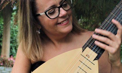Gabriella Perugini e il suo disco a Radio 3
