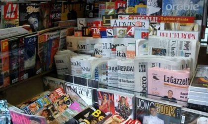 """L'importanza dei giornali, l'appello: """"Cittadini andate in edicola"""""""