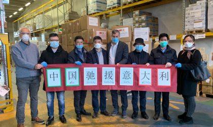 Coronavirus, aiuti dalla Cina al Piemonte: l'assessore regionale Icardi incontra il console cinese