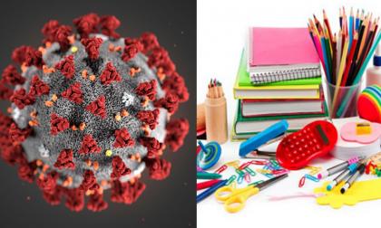 Coronavirus, Regione Piemonte firma l'ok per la vendita di articoli di cartoleria