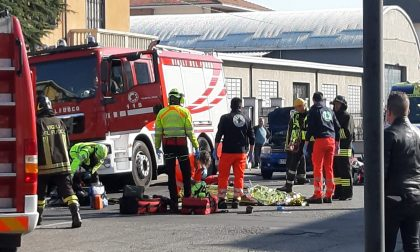Incidente mortale, motociclista deceduto sul colpo