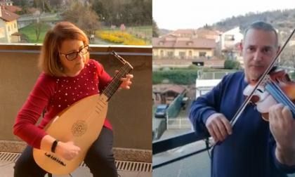La musica ai tempi del Coronavirus: i musicisti che si esibiscono sui balconi
