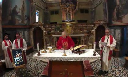 """La messa di Pasqua sarà trasmessa """"on air"""" dagli autoparlanti della palestra"""