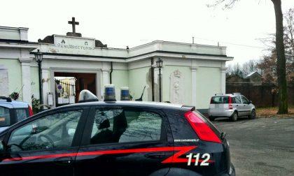 Chiude il cimitero di Settimo, accesso solo per i funerali