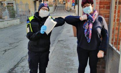 Rsa e presidi socio assistenziali piemontesi: consegnate altre 60mila mascherine. FOTO