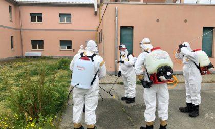 Emergenza Coronavirus Piemonte,  cominciate le operazioni di sanificazione nelle case di riposo