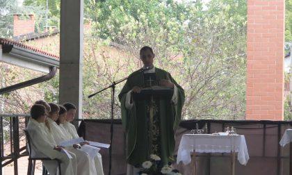 San Raffaele, oggi (sabato 2 ottobre 2021) l'ingresso del nuovo parroco