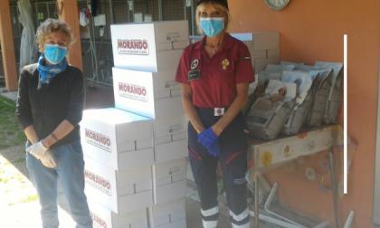 Cibo per animali, distributi 70 mila pasti