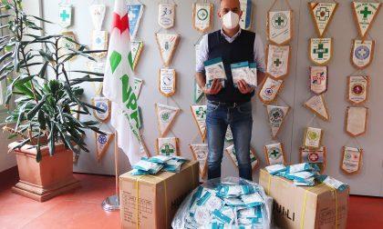 Mascherine FFP2: il Banco Farmaceutico Torino ne dona 3450 ad Anpas