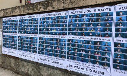 #Castiglioneriparte: il manifesto del Comune per promuovere il commercio locale