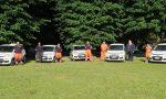Donate altre 7 auto all'Anpas. LE FOTO