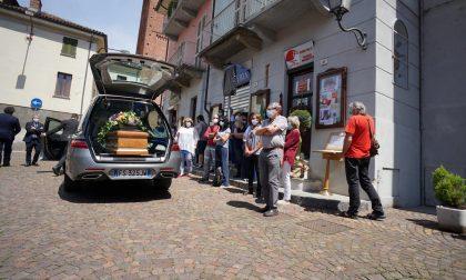 L'ultimo saluto a Letizia Pizzutto, il funerale a Sant'Anna