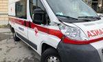 Precipita un'ambulanza dalla rampa dell'ospedale di Chivasso