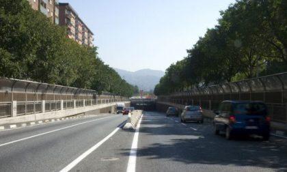 Sottopasso Lingotto chiuso fino a settembre per lavori