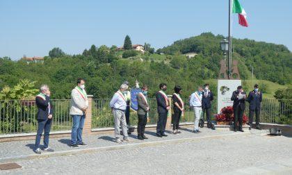 Festa della Repubblica, celebrazioni a San Mauro e in collina. VIDEO