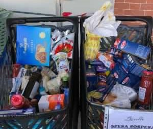 Sostegno alimentare e spesa sospesa: terminata l'emergenza