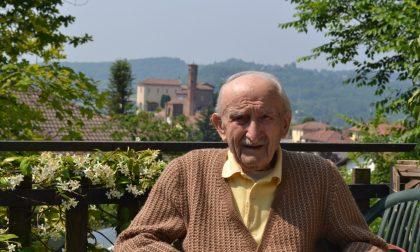Guarito dal Covid a 89 anni