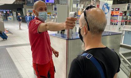 Aeroporto di Torino: rinnovata la collaborazione con la Croce Rossa