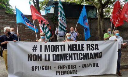 Covid-19 nelle Rsa: i sindacati del Piemonte si costituiranno parte civile