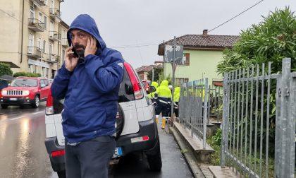 Nubifragio a San Mauro, la conta dei danni