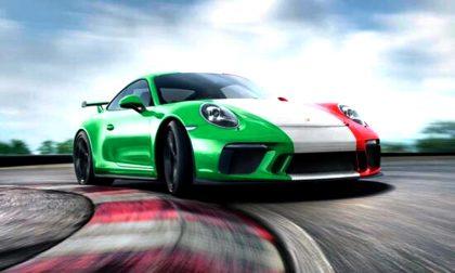 Per aiutare la Caritas nell'emergenza Covid… puoi comprarti una Porsche