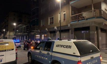 Pacco sospetto davanti alla sede di Aliud Torino: scatta l'allarme bomba