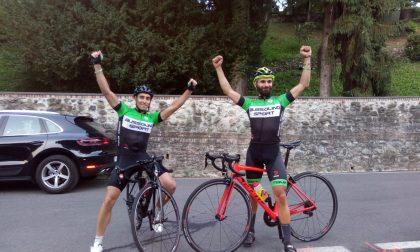 Impresa in bicicletta: percorrono la stessa salita 37 volte fino a raggiungere un dislivello di 8848 metri (l'altezza dell'Everest)