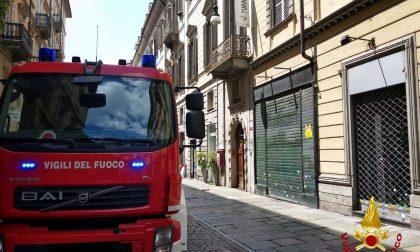 Fuga di gas evacuata una palazzina a Torino