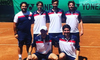 Tennis, Country Club San Mauro a un passo dalla serie B