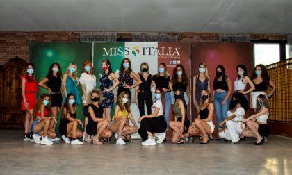 Miss Italia, anche una settimese al casting di Vinovo