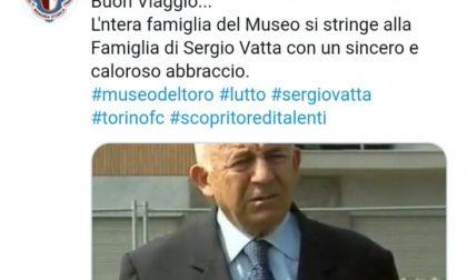 L'addio del calcio torinese a Sergio Vatta