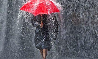 Allerta meteo, domani previsto un peggioramento del tempo