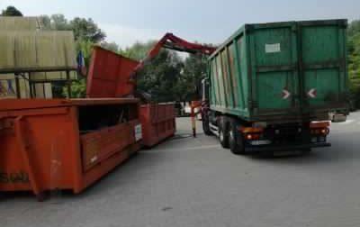 Ecocentro mobile di Castiglione, il servizio riprende il 22 agosto