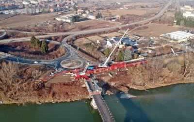 Nuovo ponte sul Po, entro fine anno  prevista la progettazione