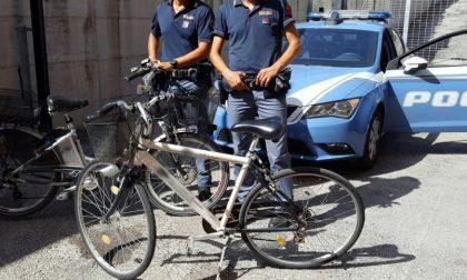 Ladri di biciclette, due arresti in poche ore