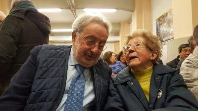 L'addio di San Raffaele Alto alla storica maestra Giuseppina Fenoglio