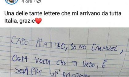 La lettera di un bambino settimese a Matteo Salvini