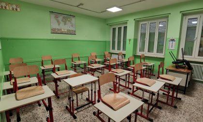 Scuola, quasi tutto pronto in vista dell'apertura a Castiglione