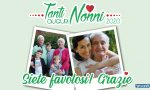 Tanti auguri nonni: fai un augurio speciale grazie a La Nuova Periferia di Settimo!