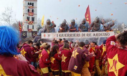 Niente Carnevale di Ivrea 2021, salta una delle manifestazioni più importanti del Piemonte