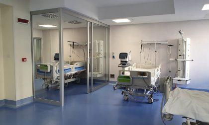 Covid, all'ospedale Mauriziano una nuova area di terapia semi intensiva