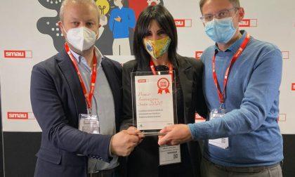 Il Comune di Settimo Torinese premiato allo Smau di Milano per il sistema di prevenzione