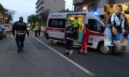 Incidente mortale, la vittima è il giovane Said Abbane
